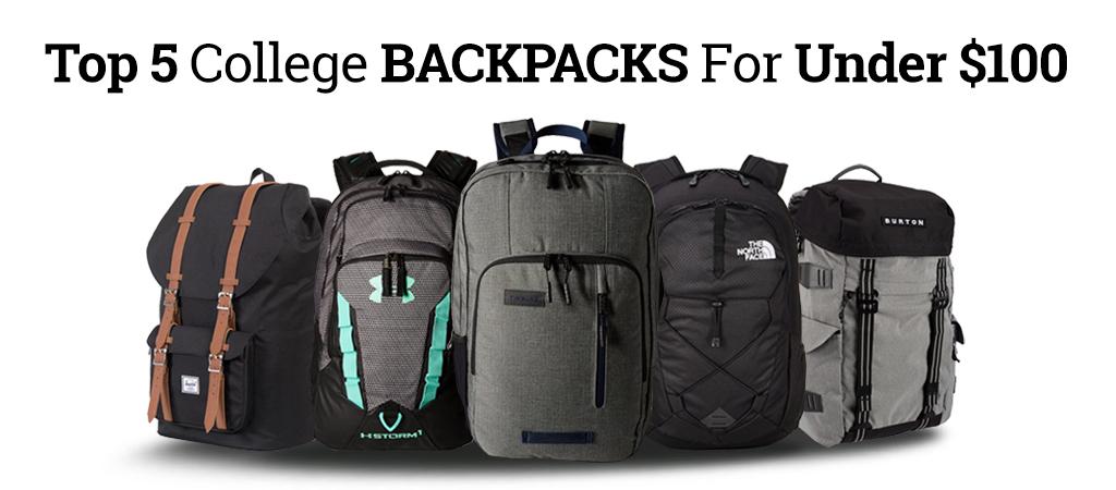 best college backpacks under 100$