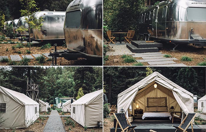 Four Images Of Autocamp