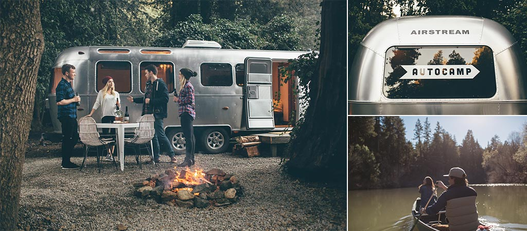 Autocamp | Luxurious Camping Site