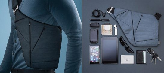 Baggizmo | Innovative Bag That Perfectly Fits Your EDC