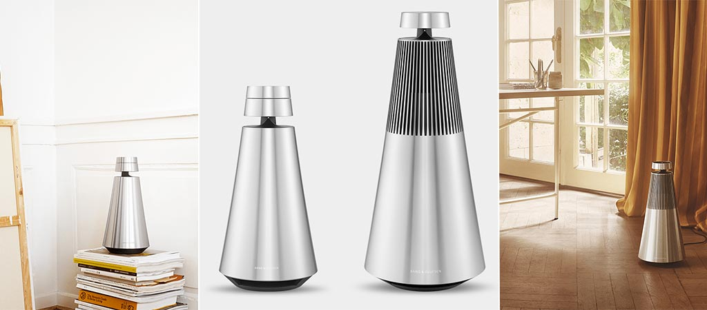 NEW! BeoSound 1 & 2 | Portable Wireless Speakers | By Bang & Olufsen