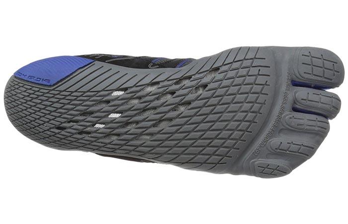 Body Glove Men's 3T Barefoot Warrior Water Shoe bottom view