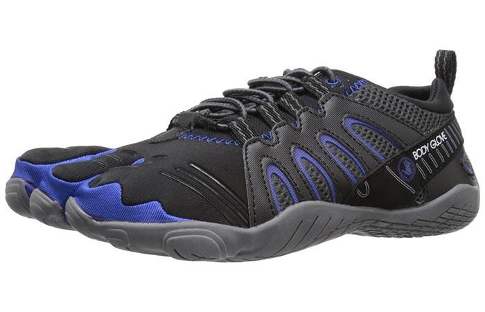 Body Glove Men's 3T Barefoot Warrior Water Shoe side view