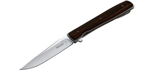 Boker Plus Urban Trapper   A Gentleman's Pocket Knife