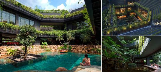 Cornwall Gardens | Eco-Friendly Family Home In Singapore