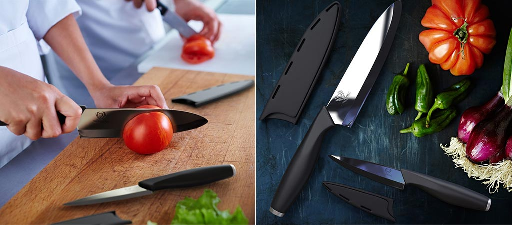 Infinity Blades | Dalstrong Set Of Ceramic Knives