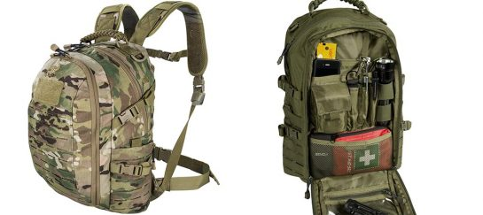 Direct Action Dust | A Premium Survivalist Tactical Backpack