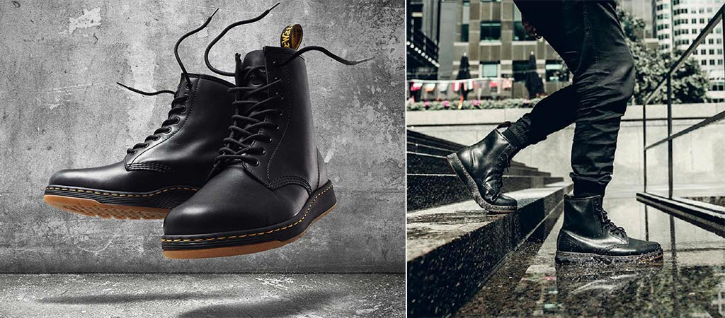 Dr. Martens Lite | The New Ultra-Lightweight Collection