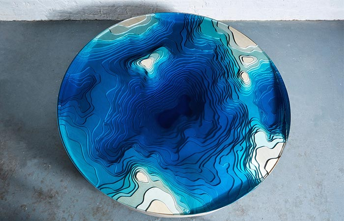 Duffy London Abyss Horizon Table From The Above