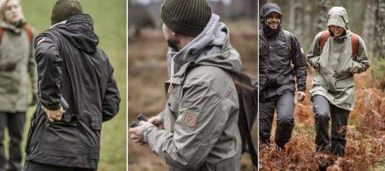 Fjallraven Ovik Eco Shell Jacket