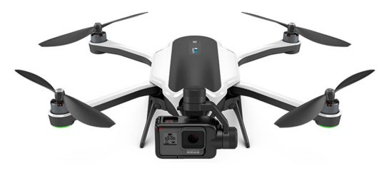 GoPro's First Drone | The Karma Camera Quadcopter