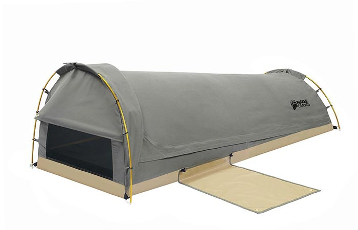 Kodiak Canvas with covers closed