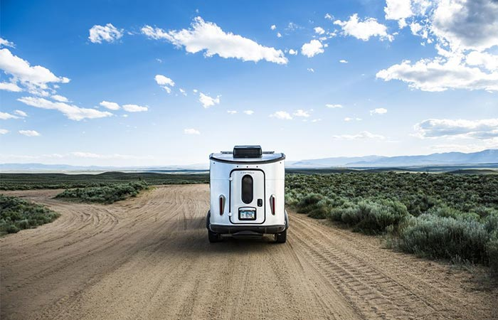 Airstream Basecamp On The Road
