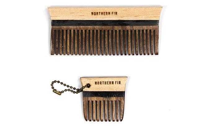 Norther Fir Beard Brushes