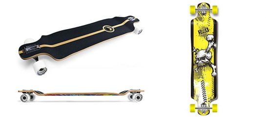 Punked Lowrider | Drop Down Customized Longboard