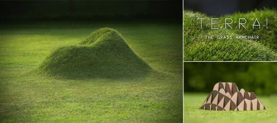 Terra! | The Grass Armchair
