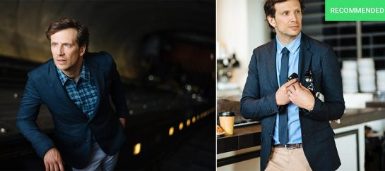The Blazer by Bluffworks | The Only Blazer You'll Ever Need