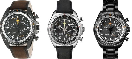 Timex Aviator Fly-Back Chronograph