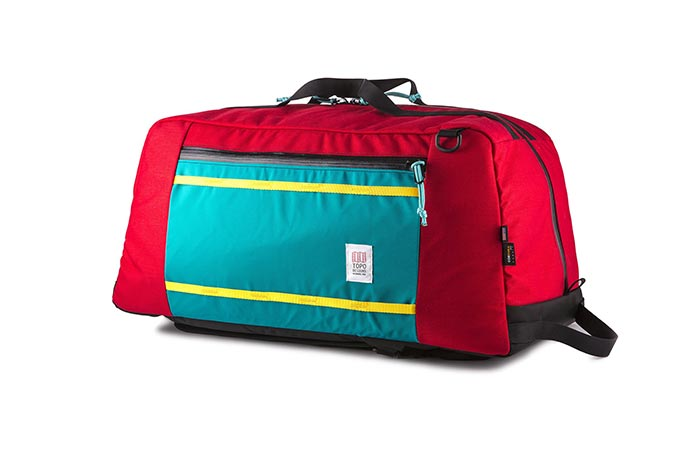 Red Topo Designs Mountain Duffel