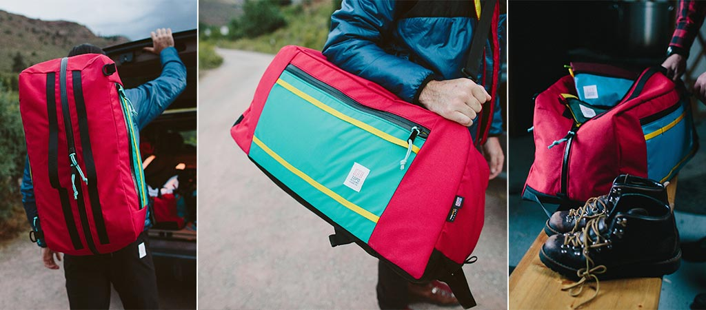 Topo Designs Mountain Duffel