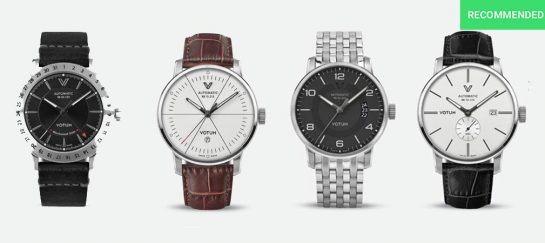 Votum Swiss Mechanical Watches | A Collection Revival