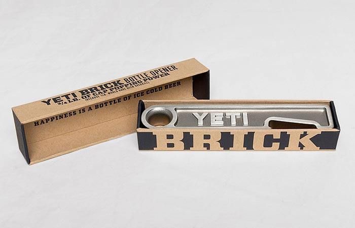Yeti Brick Bottle Opener In A Box