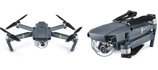 DJI Mavic Pro | A Drone With Foldable Arms