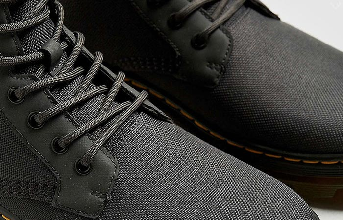 Dr. Martens Combs Nylon Boots Fabric Details