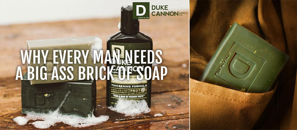 Duke Cannon Grooming Products