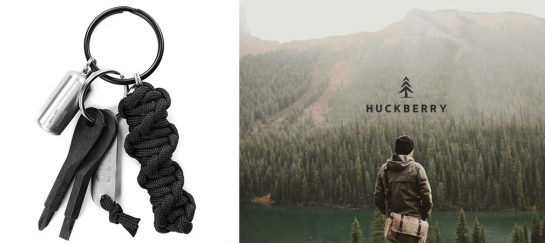Essential EDC Kit   By Huckberry