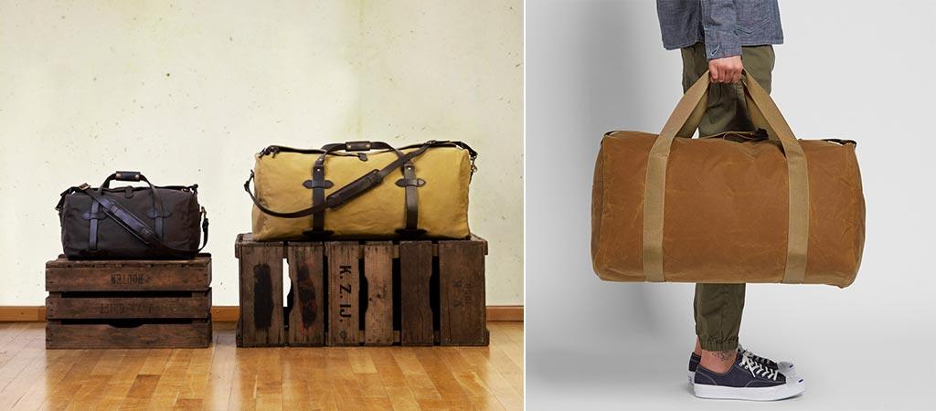 Filson Duffel Bags