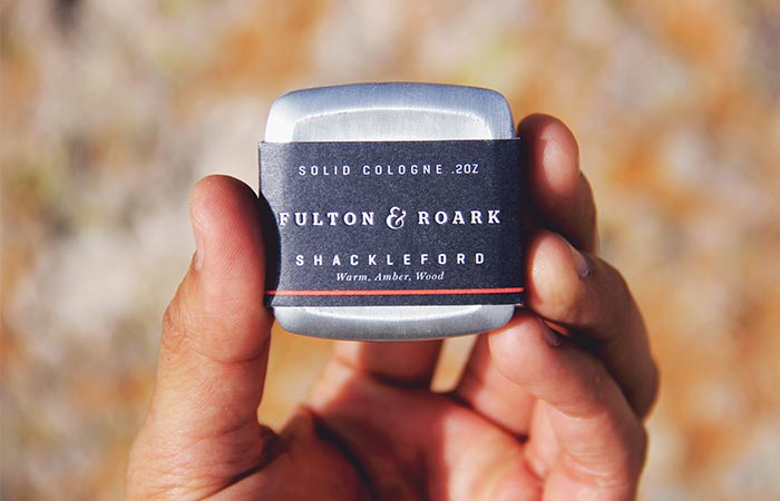 Fulton & Roark Shackleford Solid Cologne