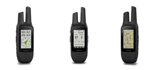 Garmin Rino 755T | Two-Way GPS Radio System