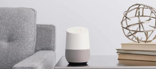Google Home | A Voice-Activated Speaker And Personal Assistant