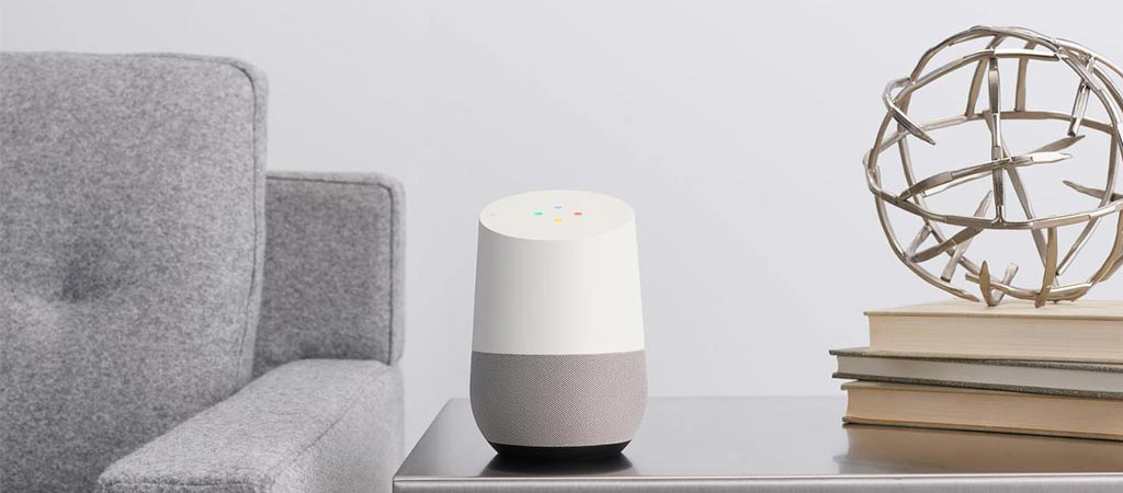 Google Home   A Voice-activated Speaker And Personal Assistent