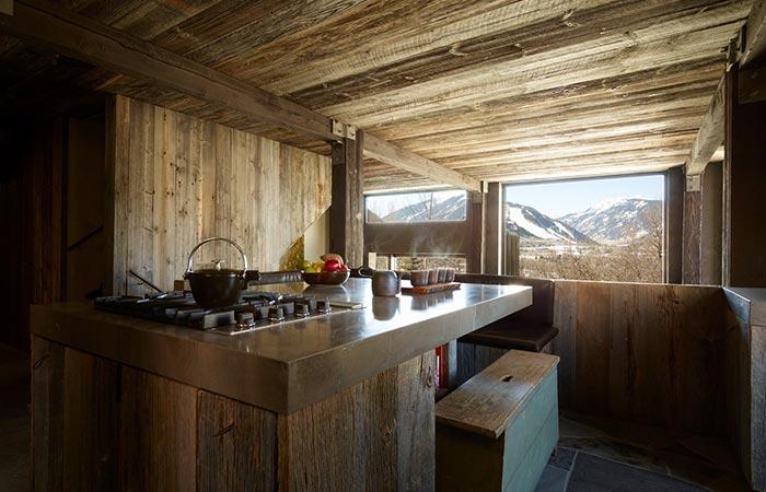 La Muna House Kitchen