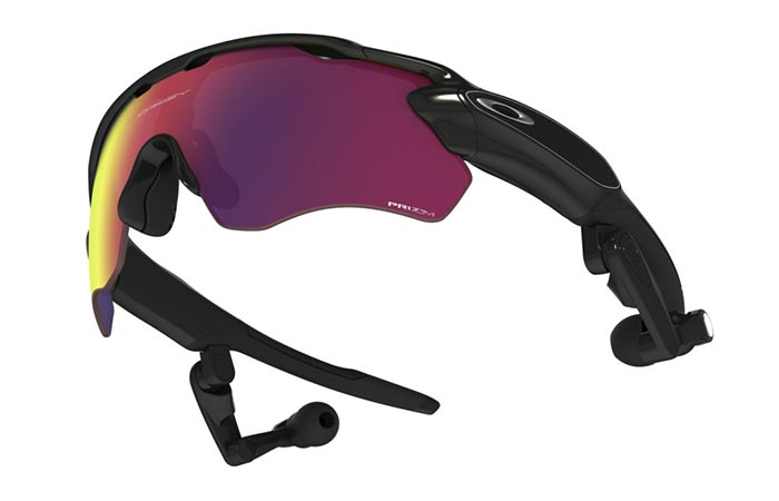 Oakley Radar Pace side/front view