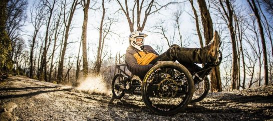 Outrider Electric Adventure Vehicle | Ultralight Supercharged Electric Trike