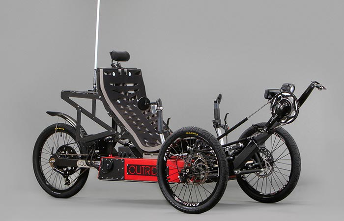Outrider Electric Adventure Vehicle Alpha