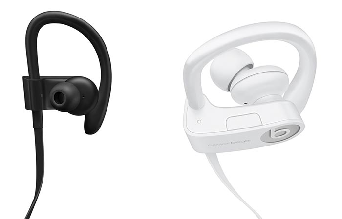 Powerbeats 3 top and inside view