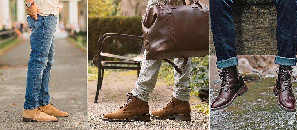 Thursday Boot Company Premium Leather Boots Jebiga