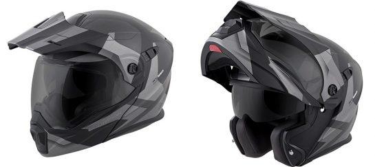 Scorpion EXO-AT950 Motorcycle Helmet