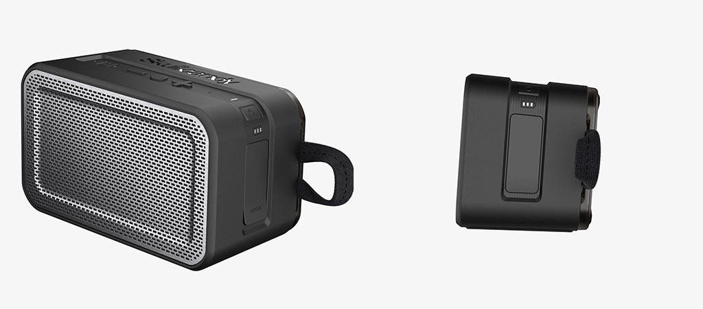 Skullcandy Barricade XL | Waterproof Bluetooth Speaker