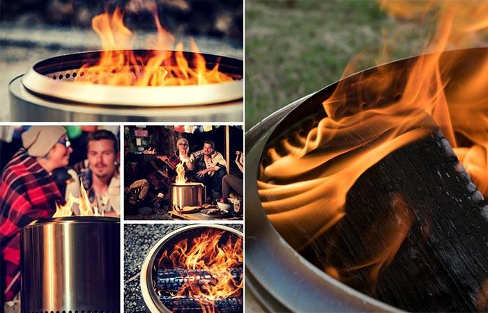 Few Images Of Solo Stove Bonfire