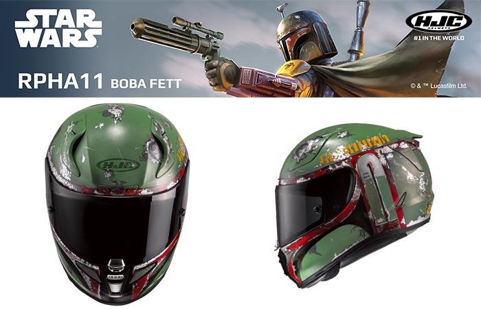Boba Fett Helmet by HJC