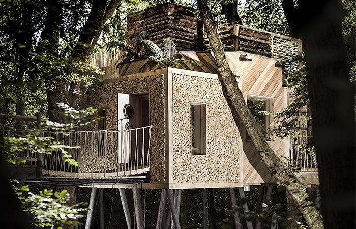 Luxury Treehouse