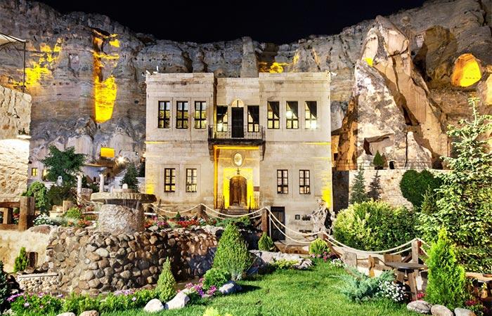 A View Of Yunak Evleri Cappadocia Hotel
