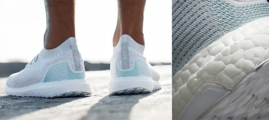 Adidas UltraBOOST Uncaged Parley Shoe Made From Plastic Ocean Waste