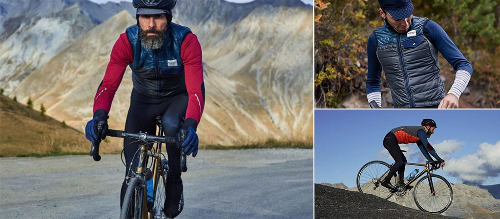 Albertine Thermal Cycling Vest