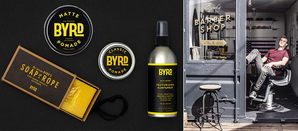 Byrd | California-Made Grooming Products